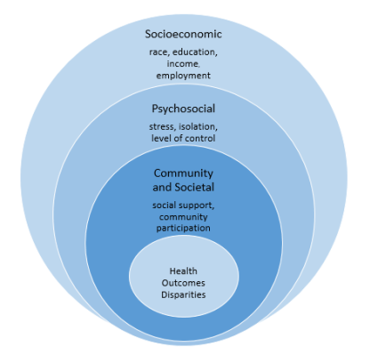 social determinants of health | including people with disabilities